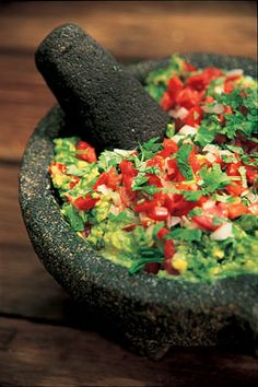 To Die For Guacamole #fresh #gameday #appetizer
