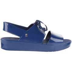 MELISSA Sandals (1.594.765 IDR) found on Polyvore