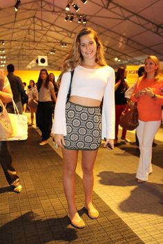 Street Style: Fashion Rio Spring / Summer 2014 (Part 1) by Ines Junqueira - Fashion and Style Blog