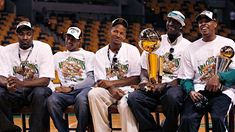 Doc: Hate seeing rift in '08 Celtics title team