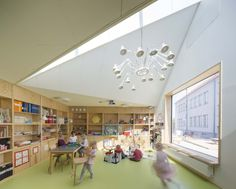Gallery of Råå Day Care Center / Dorte Mandrup Arkitekter - 3