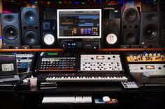 Symphony I/O MK II Image Gallery - Apogee Electronics
