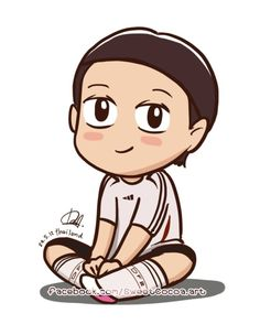 Ozil=My current fave player:)