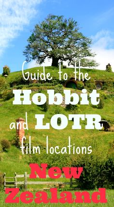 Tourists have been flocking to New Zealand to visit the film locations. From the rolling green hills of the Shire to the snow-capped Misty Mountains, New Zealand proved the perfect place to bring Tolkien's world to life. The landscapes of this little country at the bottom of the world has ended up taking one of the starring roles in the Peter Jackson blockbusters The Hobbit and Lord of the Rings (LOTR): http://www.worldwanderingkiwi.com/2013/12/new-zealand-hobbit-film-locations/