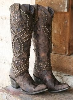 My Bastard Boots!!!  Best thing I've ever bought! #CowgirlBoots