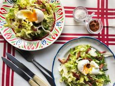 Frisée Salad with Lardons