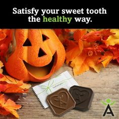 Don't deprive yourself from chocolate this Halloween season, just transfer that craving to a yummy healthy chocolate.