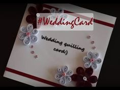 How to make #WeddingCard