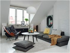HAVE A LOOK INSIDE ON OLIVEDALSGATAN - HOMESiCK