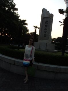 【釜山】龙头山公园 용두산공원