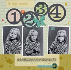 Layout by Summer Fullerton using Lily Bee Persnickety  #cards #lilybee #lilybeedesign