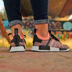 timeless design fe508 e0a9c ADIDAS Nmd, zapatillas Rosa Lona  60892