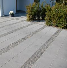 Betongplatta | Gatsten | Granit | Uppfart | Stenläggning | Plattsättning