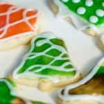 Pioneer Woman's Christmas Cookies....I think these will be the ones to leave for Santa this year :)