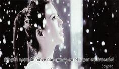 ¡Ningún copo de nieve cae nunca en el lugar equivocado!