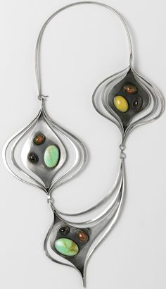 "ART SMITH| ""ELLINGTON"" NECKLACE 