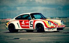 This 1974 Porsche 911 Carrera 3.0 RSR is being offered for Auction at the Gooding & Company's Amelia Island event that is running on March 13, 2015. From the lot listing for this Porsche 911 Race Car for sale: A Correct and Historically Significant Example of the Revered 3.0 RSR Illustrious Six-Year International Competition Record Beautifully Restored,…