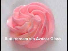 Cómo Hacer Buttercream sin Azúcar en Polvo o Azúcar Glass - Suave para Alisar y Firme para Decorar - YouTube