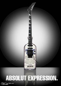Absolut Vodka - Absolut Expression #Absolut #AbsolutVodka