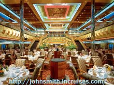 🔺🔺🔺 Get a cruise 🚢🚢🚢 for half price or even for free!❤❤❤ Real deal!🌎🌎🌎 CLICK for more details.🌎🌎🌎 Golden Restaurant - Carnival Glory