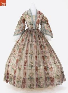 Dress c.1856 The Henry Ford