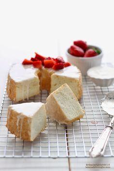 La tana del coniglio: Angel food cake