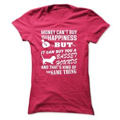 I Love My  Basset Hounds T Shirt, Hoodie, Sweatshirt