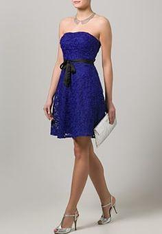 Robes de soirée Morgan Robe de soirée - bleu de chine bleu chiné: 75,00 € chez Zalando (au 26/06/16). Livraison et retours gratuits et service client gratuit au 0800 740 357.