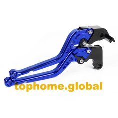 Blue Regular Size Brake Clutch levers For Yamaha YZF R25 2015 Free Shipping Motorcycle Accessories Handlebar #Affiliate