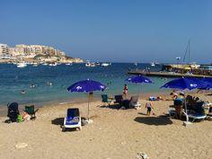 Marsalforn, Gozo (Malta)