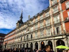 Wochenende in Madrid Madrid, Notre Dame, Switzerland, Louvre, Building, Blog, Travel, Recital, Spain
