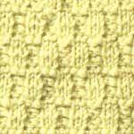 Knitting and Crochet Stitch Gallery