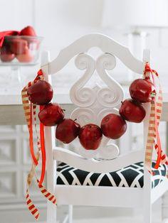 Handmade Christmas Decorations : Decorating : Home & Garden Television