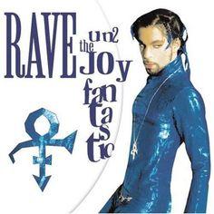 'Rave Un2 The Joy Fantastic,' 1999. - Prince Album Covers Through the Years   Essence.com
