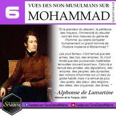 6. Muhammad SAWS selon Lamartine