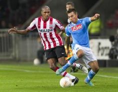 Psv Eindhoven  Napoli 3-0 gekillt
