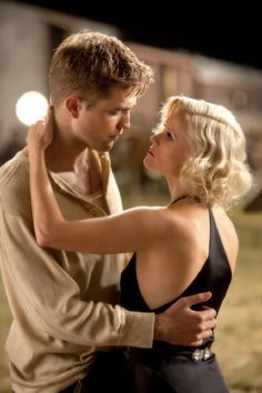 "Jacob & Marlena in ""Water for Elephants"""