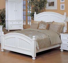 Cape Cod Panel Bed