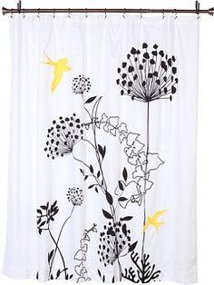 Charming Shower Curtain | Residenceblog.comresidenceblog.com