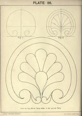 see site for many more - see site fore many more - 1895 - Cusack's freehand ornament. A text book with chapters on elements, principles, and methods of freehand drawing, for the general use of teachers and students . by Armstrong, Charles Islamic Art Pattern, Pattern Art, Pattern Design, Tatuaje Art Nouveau, Ornament Drawing, Jugendstil Design, Elements And Principles, Wood Carving Patterns, Desenho Tattoo