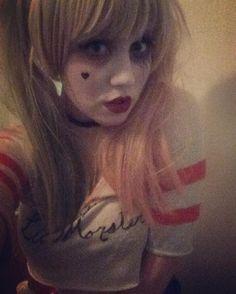 #harleyquinn #suicidesquad #dccomics #cosplaymakeup #cosplay