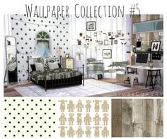 Wallpaper collection #5 | Sims4Luxury