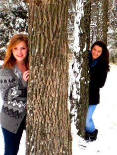 pinterest winter pics with friends - Google Search
