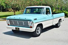 1967 Ford F-100 Pick-Up Truck.