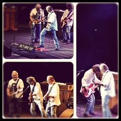 INK361 - Photo - #neilyoung Neil Young & Crazy Horse #redrocks