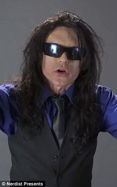 The Disaster Artists Tommy Wiseau auditions to play The Joker -  By Dailymail.com Reporter  Published: 18:20 EDT 12 March 2018 | Updated: 01:09 EDT 13 March 2018  We've seen Jack Nicholson Heath Ledger and Jared Leto in the role.  On Monday Tommy Wiseau tried his hand as The Joker in an audition for the next Batman film directed by Todd Phillips.  Wiseau belted out a number of classic catchphrases popularized by the late Ledger in The Dark Knight in the clip posted by Nerdist.  Scroll below…