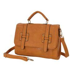 NORA Caramel Classic Satchel Style Mini Purse Clearance Handbags, Mini Purse, Satchel, Purses, Classic, Caramel, Shopping, Collection, Style