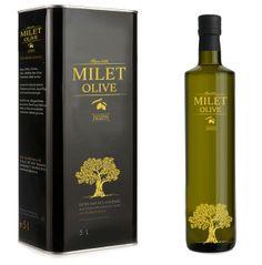 Milet zeytin yağı