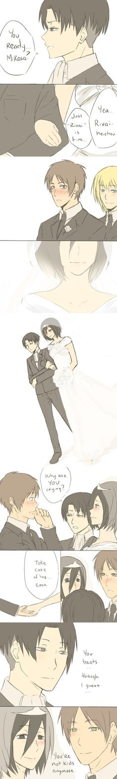 eremika wedding by kuro-shinozaki on deviantART