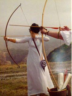 Regency archery.